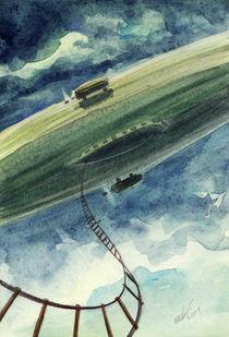 Floating von Mario Donk