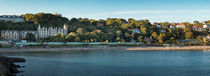 Langland bay Gower von Leighton Collins