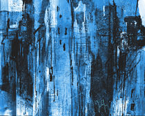 'urban landmarks blue' by Georg Ireland