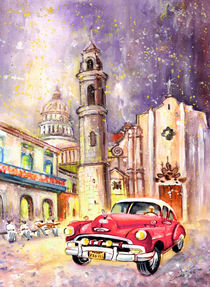 Cuba Authentic by Miki de Goodaboom