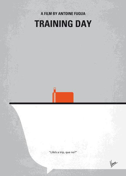 No497-my-training-day-minimal-movie-poster