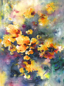 Nuage En Fleur von Miki de Goodaboom