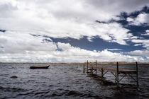 Einsamkeit am See by airde