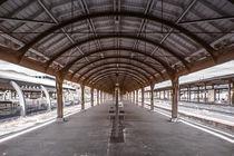 alte Bahnhofshalle von flylens