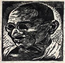 Mahatma Gandhi von m-c-thakur