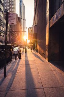 Manhattan Sunset by goettlicherfotografieren