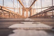 Brooklyn Bridge, Manhattan, New York von goettlicherfotografieren