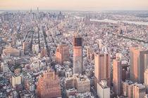 New York City, Manhattan, One World Trade Center view by goettlicherfotografieren