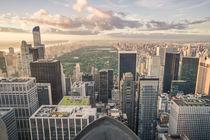 New York City, Manhattan, Top of the Rock view by goettlicherfotografieren