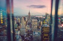 New York, Manhattan, Top of the Rock view by goettlicherfotografieren
