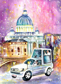 Vatican Authentic von Miki de Goodaboom