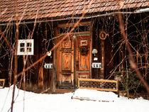 Weihnachtsstimmung im Spreewald von imbild-verlag