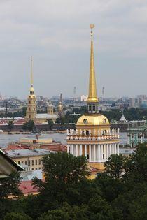 St. Petersburg I by lisebonne
