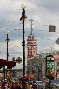 St. Petersburg Newski-Prospekt by lisebonne