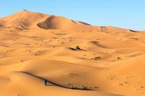 Wüste Erg Chebbi by Winfried Rusch