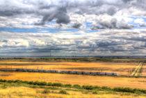 Thames Estuary View by David Pyatt