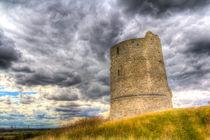 Hadleigh Castle von David Pyatt