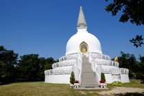 Stupa by Jörg Hoffmann