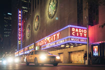Radio City New York von Alexander Stein