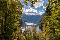 the king ́s lake von Lukas Hilzensauer