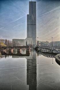 Kölnturm by Petra Schuh
