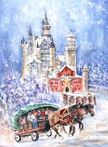 Neuschwanstein Castle Authentic by Miki de Goodaboom