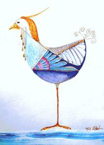 'Proud Bird - Falke - Deern vun Diek' by deern-vun-diek