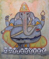 Tantrika Ganapati by Pratyasha Nithin