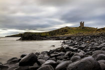 Dunstanburgh Castle von David Pringle