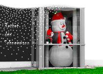 Rettet den Schneemann / rescue the snowman von Do Behm