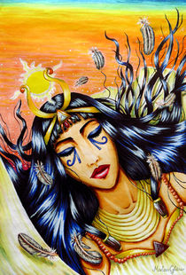 Isis by dreamtimeart