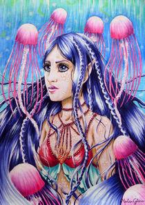 Meerjungfrau von dreamtimeart