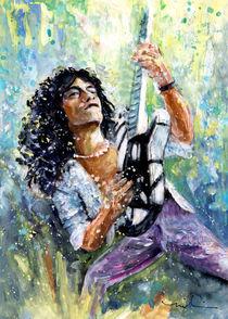 Eddie Van Halen von Miki de Goodaboom
