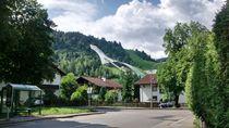 Garmisch-Partenkirchen Schanze von poster24
