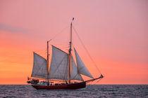 Segelschiff auf der Hansesail by Rico Ködder