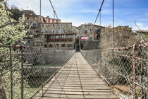 Rupit's Hanging Bridge (Catalonia) von Marc Garrido Clotet