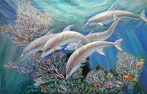 Delphine von meinem Traum von Svitozar Nenyuk