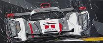 Le Mans Audi R18 1 von Minocom Art Gallery