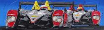Le Mans Audi R10 2 von Minocom Art Gallery