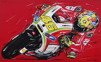 Moto GP Rossi Ducati 46 by Minocom Art Gallery