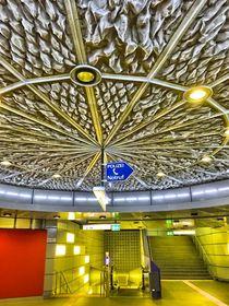 Ufo in der U Bahn by koelschjefoehl