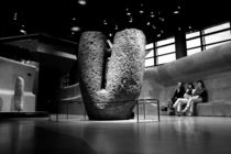Megalith - Quai Branly Museum by Pascale Baud