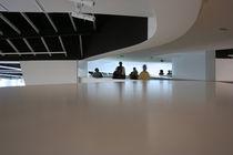 Musée du Quai Branly, Paris - Rampe Id'accès intérieure 2 by Pascale Baud