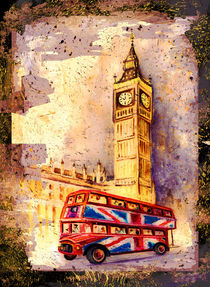 London Authentic Madness von Miki de Goodaboom