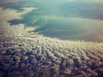 Clouds from plane von Salvatore Russolillo