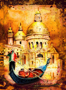 Venice Authentic Madness von Miki de Goodaboom