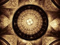 Flagler College Ceiling von O.L.Sanders Photography