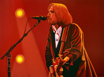Tom Petty by Paul Meijering