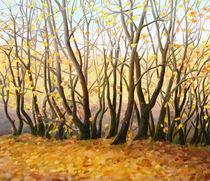 Autumn Light von Ilgvars Rauda