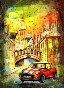 Oxford Authentic Madness von Miki de Goodaboom